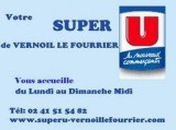 Super U Vernoil Le Fourrier